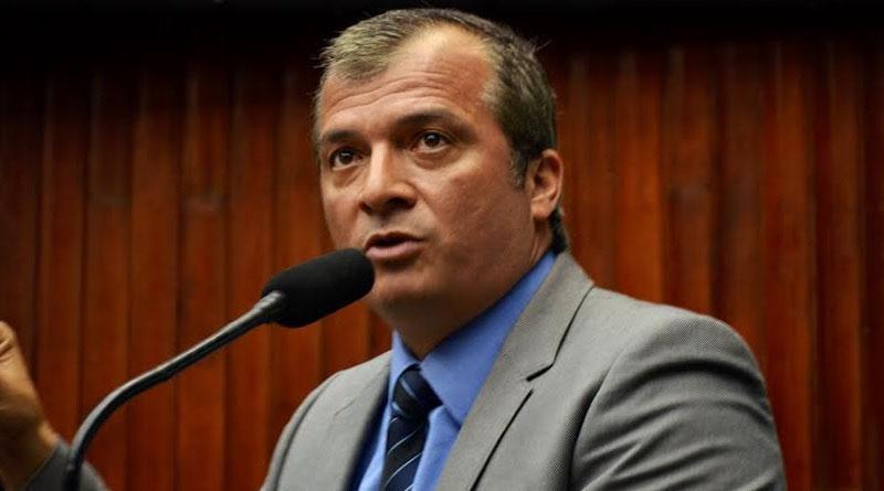 Deputado estaduel Trócoli Jr. (Foto: reprodução)