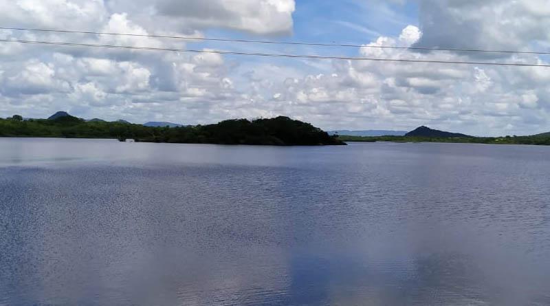 TOTAL: Sousa se aproxima dos 700 mm de chuvas caídas até agora – CONFIRA - Açude São Gonçalo/Foto: Arquivo/autoral