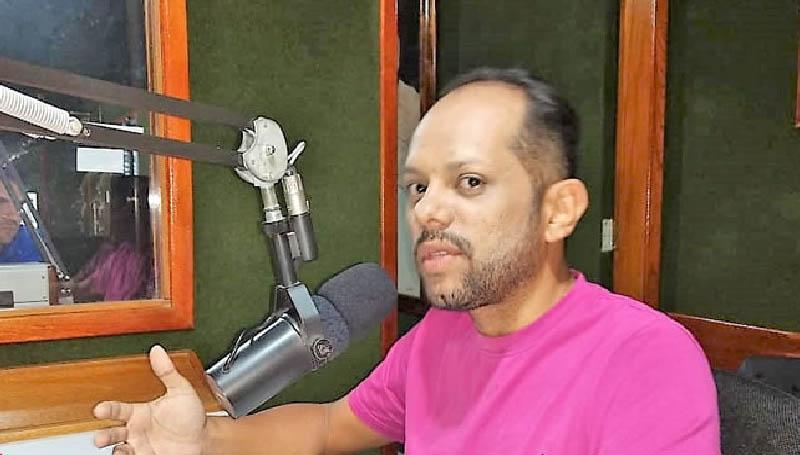 Alex Alves (Diretor da UPA) - Foto: reprodução via Repórter PB