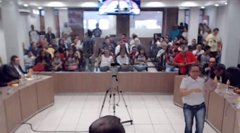 COISA RARA: oposição e situação juntas no mesmo espaço defendendo a mesma causa em Sousa - VEJA