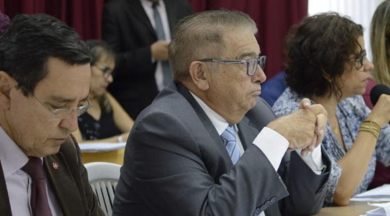 Comissão de Constituição, Justiça e Redação da Assembleia Legislativa da Paraíba (ALPB) (Foto: reprodução)