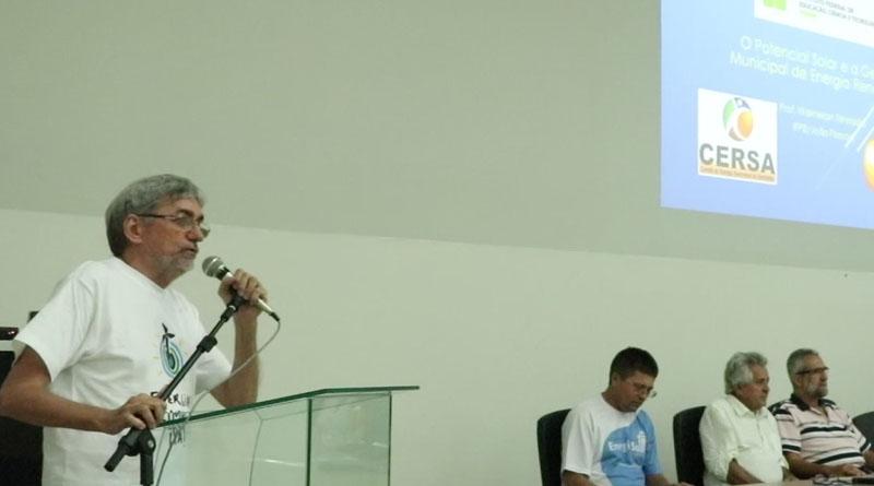 Sousense receberá homenagem na assembleia legislativa da PB - Foto: reprodução