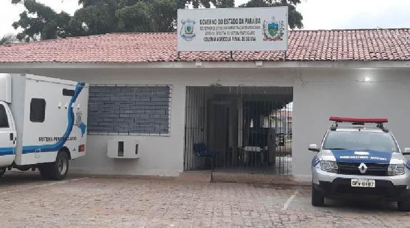 Visitas sociais nas unidades prisionais da Paraíba estão liberadas a partir do dia 08 de maio incluindo a Colônia Penal de Sousa-PB - Foto: reprodução