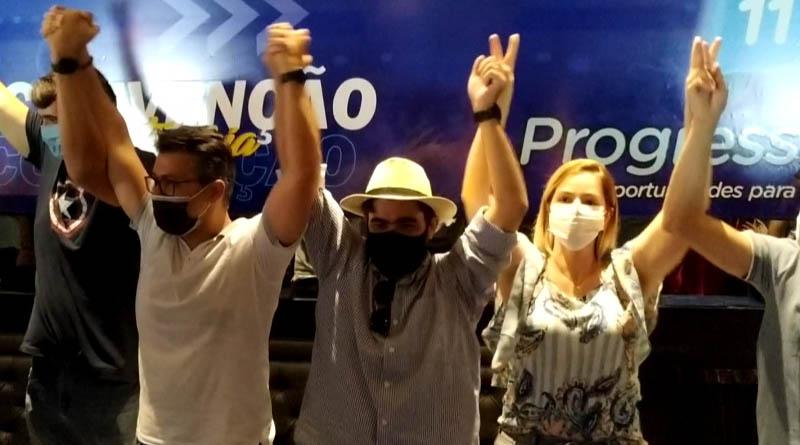 Progressistas realiza convenção e anuncia apoio a chapa de oposição em Sousa-PB - VEJA