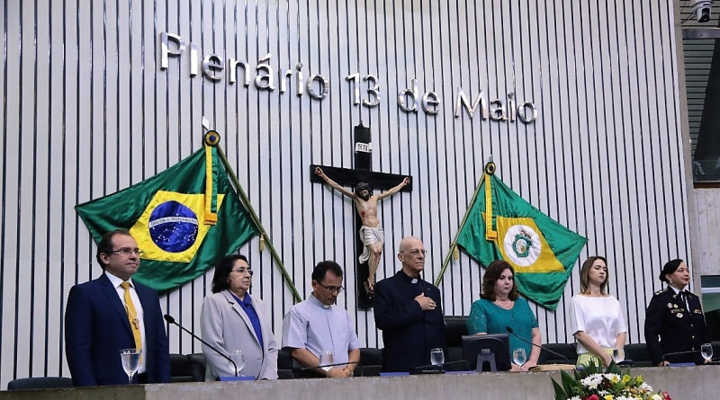 Dom Aldo Pagotto comandou a Arquidiocese da Paraíba entre 2004 e 2016. Foto: José Leomar/ALCE
