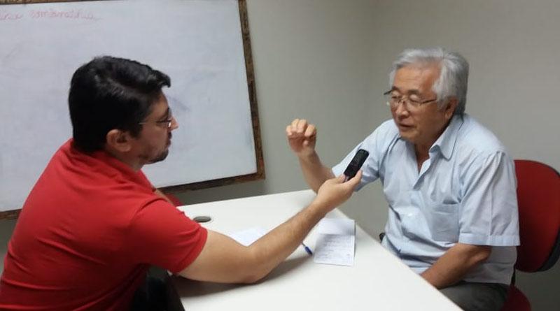 """Jornalista de agência internacional diz que Sousa está se transformando na capital da """"Energia Solar"""" – OUÇA"""