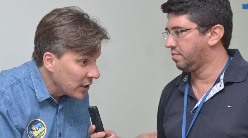 SOUSA: apesar de ser dirigente partidário, médico revela que não tem intenção de entrar na política - OUÇA