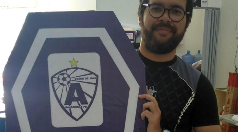Radialista de Sousa presta queixa contra torcedor do Atlético de Cajazeiras - ÁUDIO