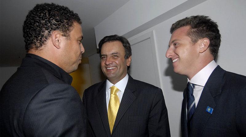 O que pode pesar na decisão de Luciano Huck sobre candidatura a presidente - Foto: Omar Freire / Imprensa MG