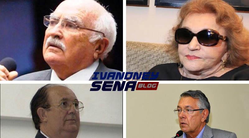 EFEITOS DA COVID-19: confira quais os políticos paraibanos que perderam a guerra contra o coronavírus