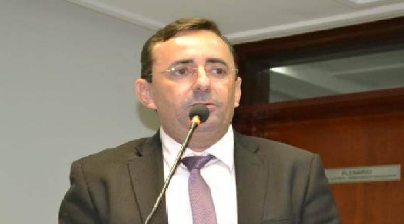 Radamés Estrela - Presidente da câmara de Sousa