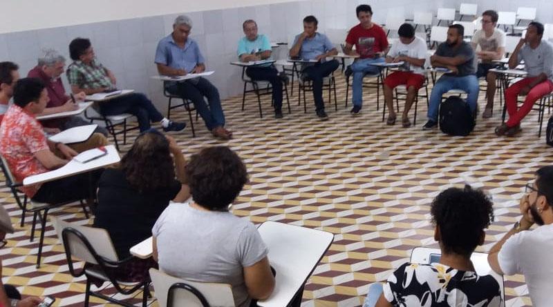 Em Sousa: movimento prepara programação com realizações de atos contra o fechamento dos Centros culturais