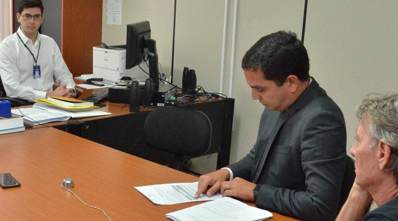 Operação Xeque-Mate III: Roberto Santiago é ouvido em audiência de custódia e encaminhado ao 1º Batalhão