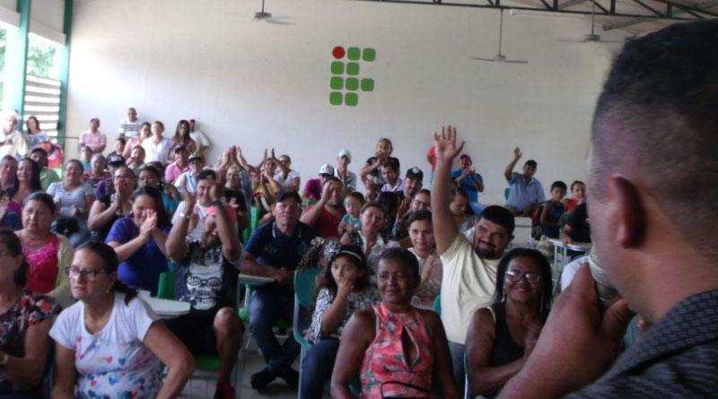 Sindicato comemora aniversário anunciando benefícios para assentados da cidade de Sousa