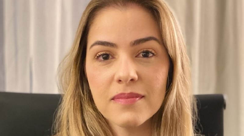 Sousense Taísa Gadelha é escolhida pré-candidata a vice na chapa de oposição da OAB-PB