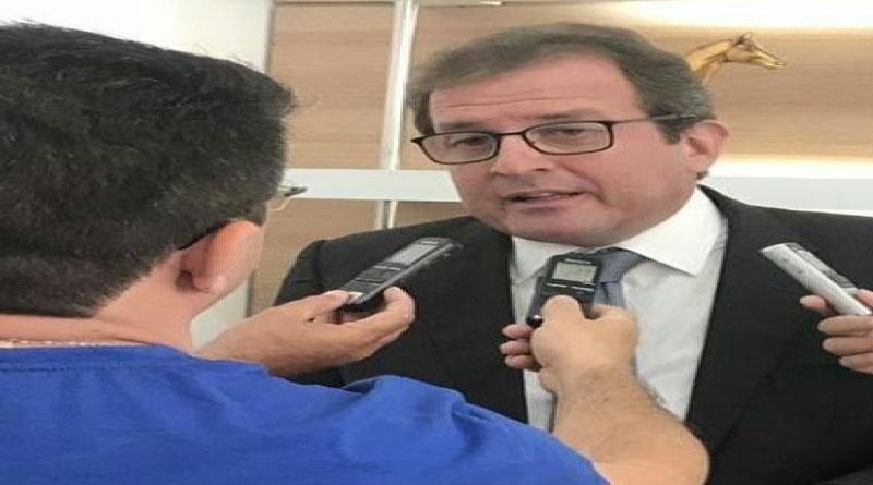 Como quem manda um recado o prefeito de Sousa diz não acreditar nas candidaturas de seus secretários em 2020 -  OUÇA
