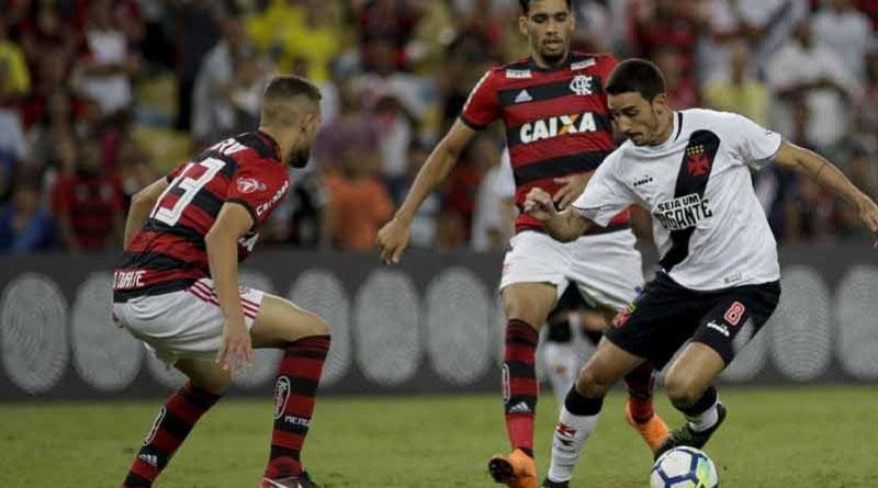 Os dois times duelaram pela sexta rodada do Brasileirão (Foto: reprodução)
